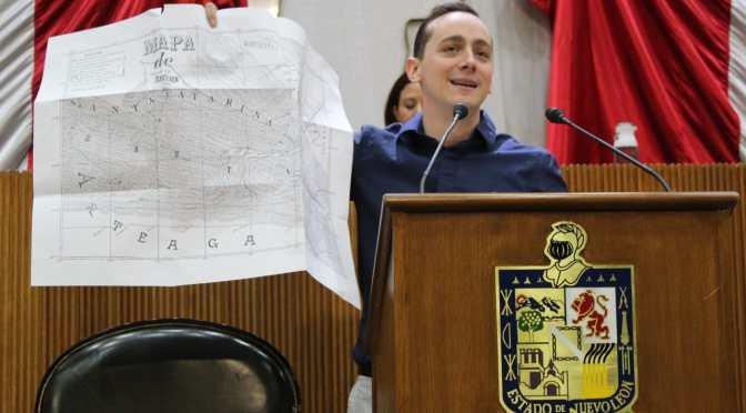 PROPONE PAN LEY PARA RESOLUCIÓN DE CONFLICTO POR LÍMITES TERRITORIALES