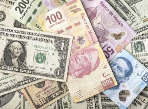 PESO SE HUNDE MÁS DE 4% A NUEVO MÍNIMO HISTÓRICO; DÓLAR SUPERA LOS $23.