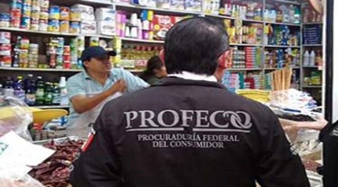 INICIA PROFECO OPERATIVO CONTRA ALZA DE PRECIOS POR PANDEMIA.