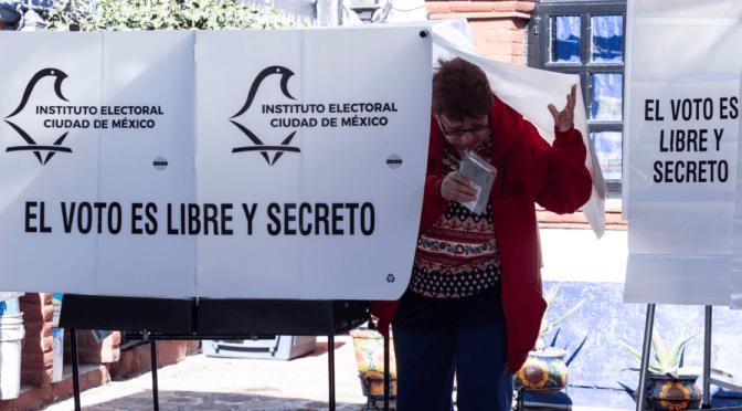AQUÍ PODRÁS UBICAR TU CASILLA DE VOTACIÓN PARA ESTE DOMINGO 6 DE JUNIO.