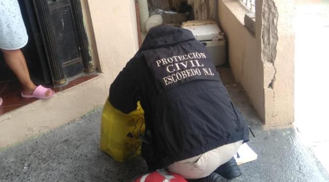 FOTO: PROTECCION CIVIL