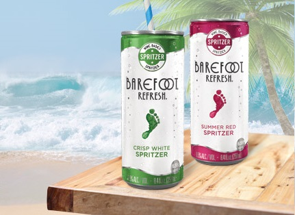 Here are the best canned alcoholic drinks for you and your friends this summer!