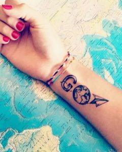 Check out these wanderlust tattoo ideas!