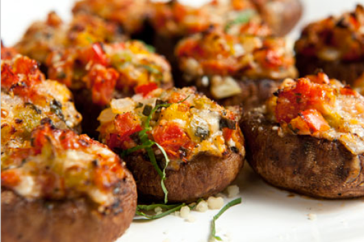 Here are 10 quick and easy treats to make at your next dinner party!