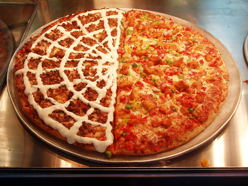 Check out these super weird pizza toppings you'll never want to try!