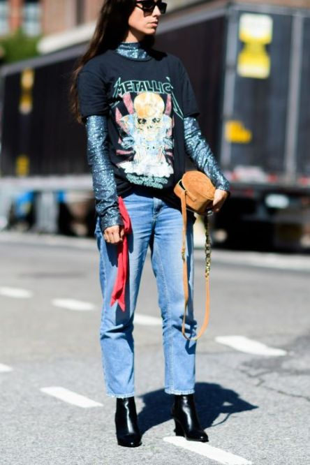 Wondering How To Style A Graphic Tee? Here's Some Of Our Favorite Ways