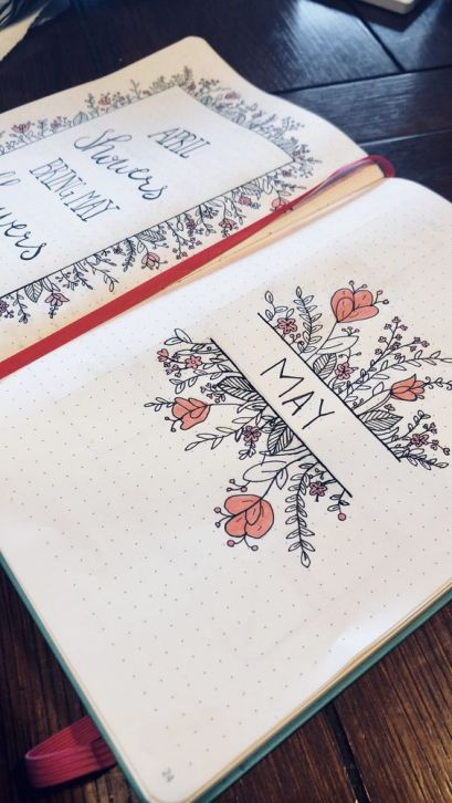 Here are some great ideas for how to bullet journal!