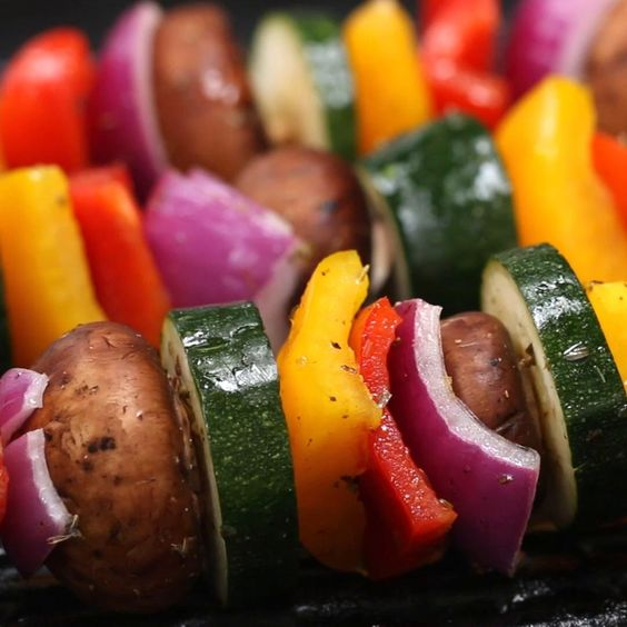 Check out these vegetarian BBQ dishes for your next grill party!