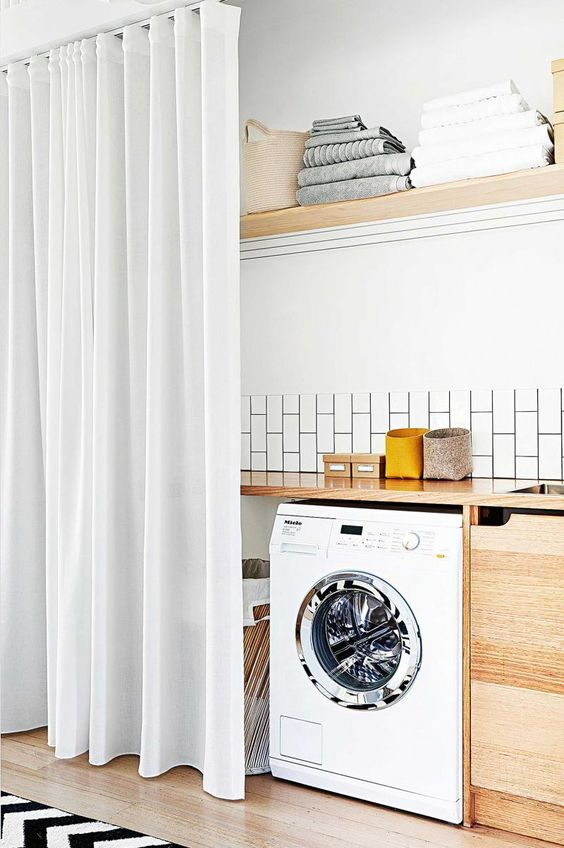 5 Laundry Organizing Ideas To Steal From IKEA ASAP