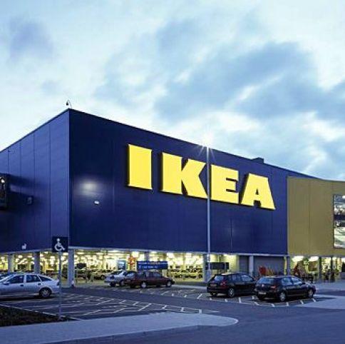 I wish I could live in IKEA