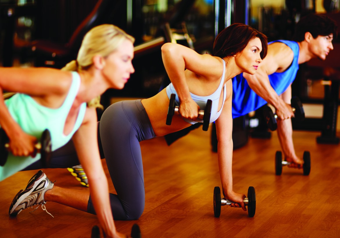 Try these different types of workout classes to get your sweat on in a fun setting!