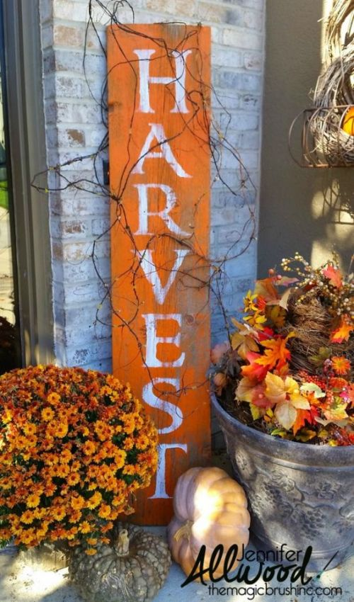 DIY Fall Decor For Your Apartment