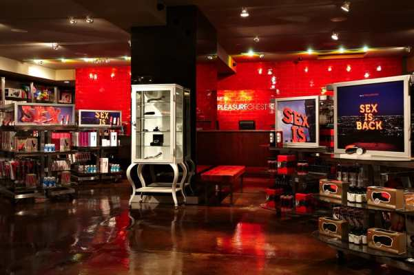 10 Sex Shops In NYC You Should Totally Visit