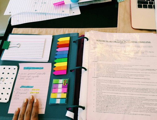 Survival Tips For The College Senior