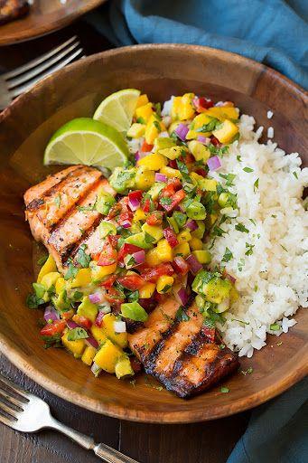 10 Healthy Dinner Ideas