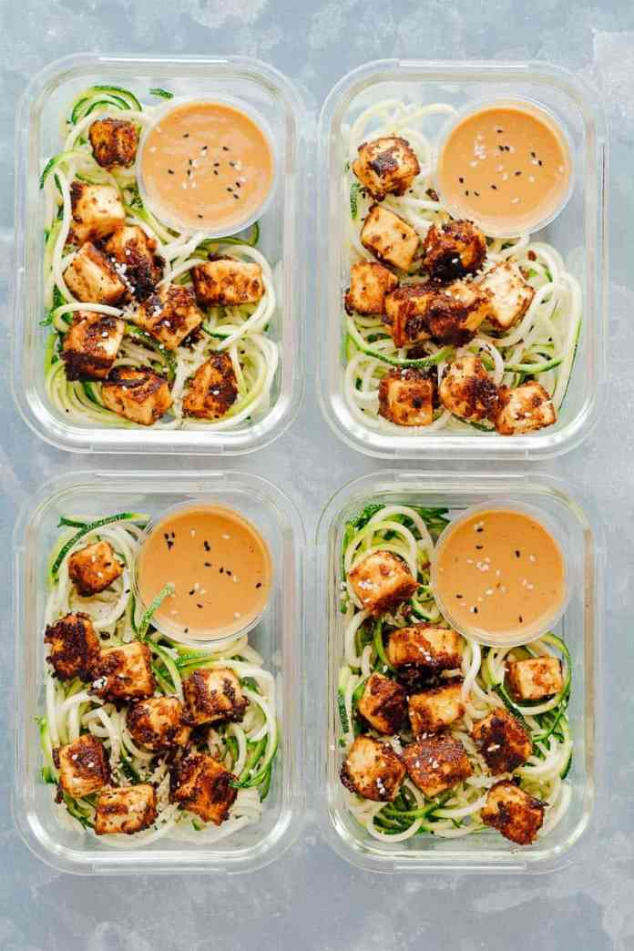 12 Easy Meal Prep Ideas To Keep You On Track This Week