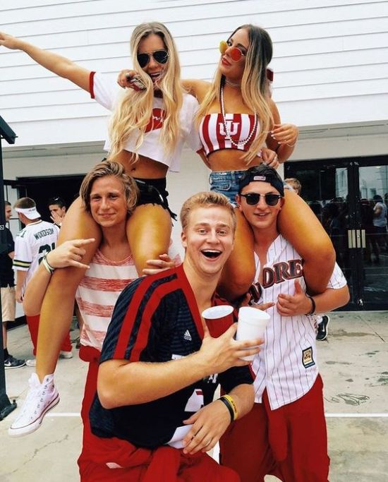 How To Survive An Indiana University Tailgate