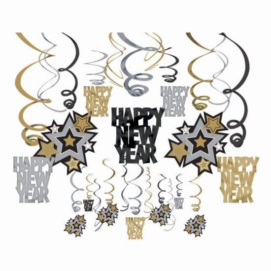 New Year's Eve Decorations That Your Party Guests Will Love