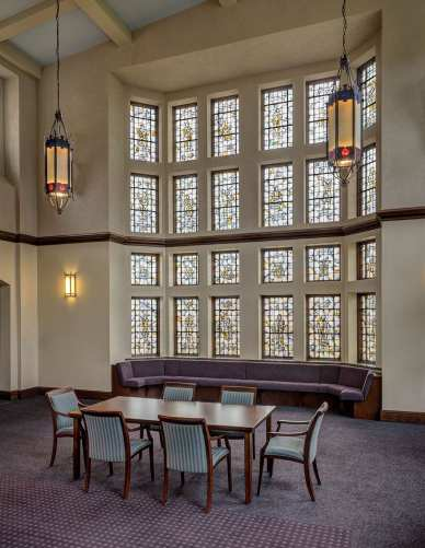 The Best Study Spots At Providence College
