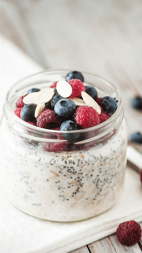 10 Quick And Easy Breakfast Ideas For The Girls That Are Always On The Go