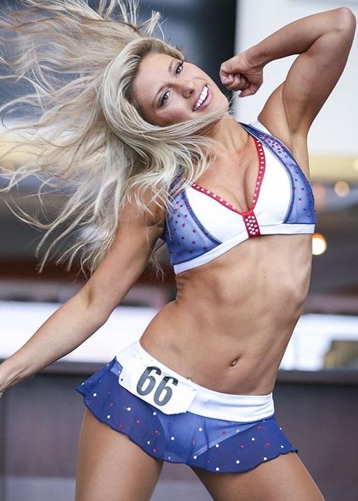 I Tried Out For An NFL Cheerleading Team And Here's What It Was Like