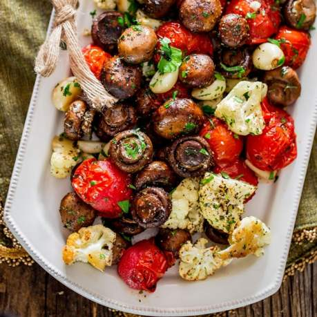 Easy Side Dishes to Make for A Festive Friendsgiving