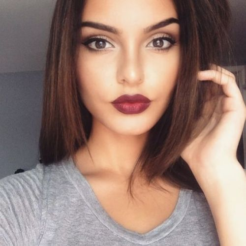 10 Dark Lipstick Colors To Try This Winter (dark lipstick colors)