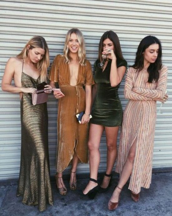 The Hottest New Year's Eve Outfits For 2018