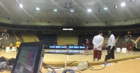 Alabama vs Southern Mississippi Basketball Game
