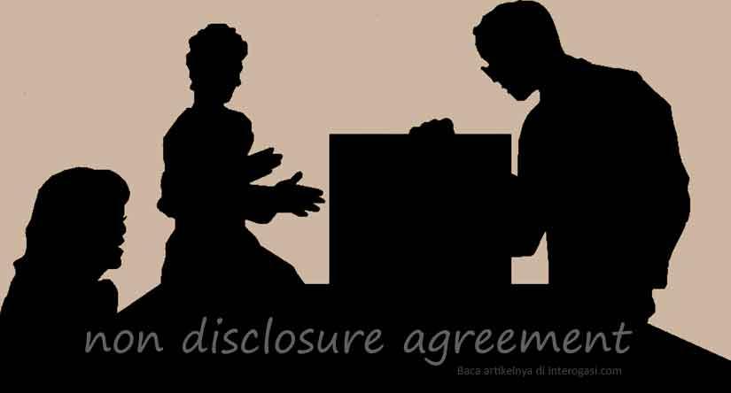 Insert date) (the effective date) between: Mengenal Non Disclosure Agreement Nda Perjanjian Kerahasiaan Interogasi Media