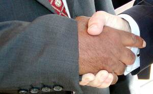 Shaking Hands with People from other Cultures