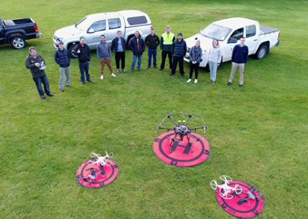 Introductory Drone / UAV Training Course: 18-22 June 2018