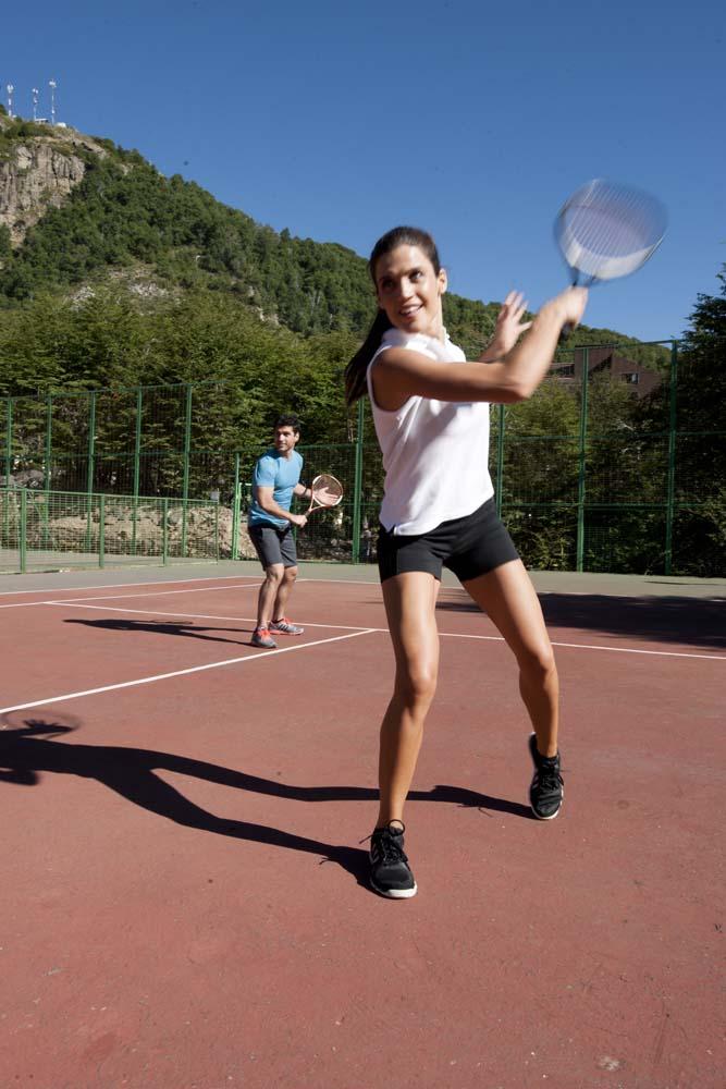 Tennis - Chillán no Verão