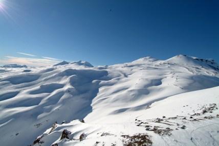 Vista aérea de Chillán