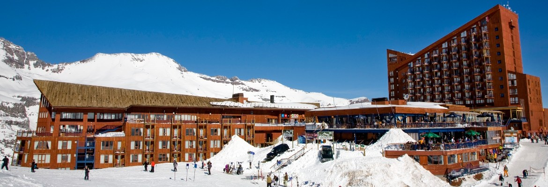 Hotel Valle Nevado, Chile