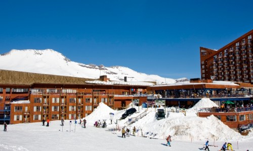 Hotel Valle Nevado, Chile