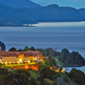 Hotel Llao Llao - Ski Bariloche - Argentina