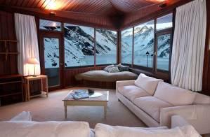 Acomodação - Ski Portillo - Chile