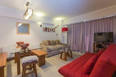 Cerro Pintor - 2 dormitórios - living