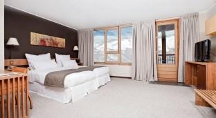Hotel Valle Nevado - Duplo
