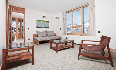 Hotel Valle Nevado - Suite III
