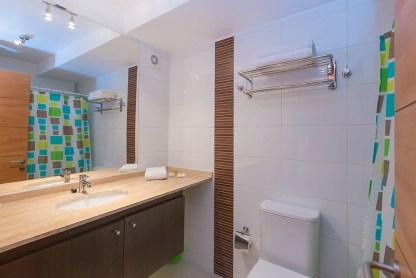 Valle Blanco - 2 dormitórios - banheiro principal