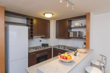 Valle Blanco - 4 dormitórios - cozinha