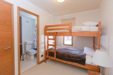 Valle Blanco - 4 dormitórios - dormitório 4 com banheiro