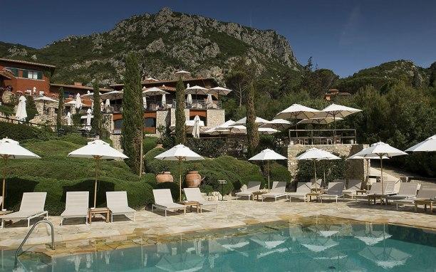 Il Pellicano - poll-luxury-hotel