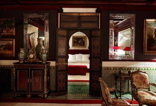 Hotel La Mamounia 9