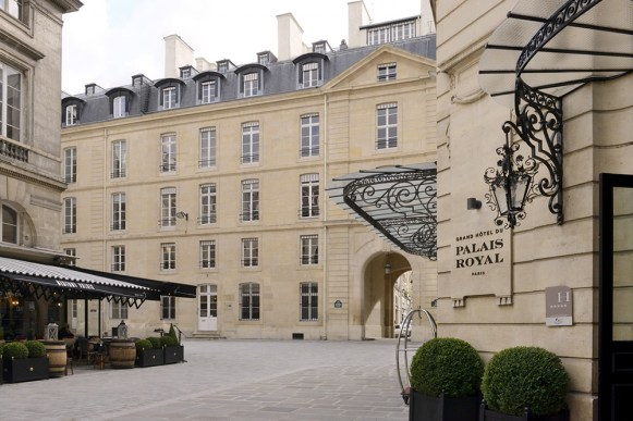 Grand Hôtel du Palais Royal, Paris