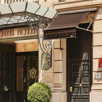 Hotel Powers, Paris