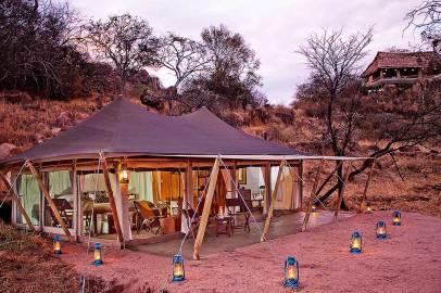 Pioneer Camp - Serengeti, Africa