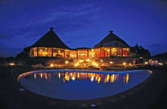 Sopa Lodge - Ngorongoro, Africa